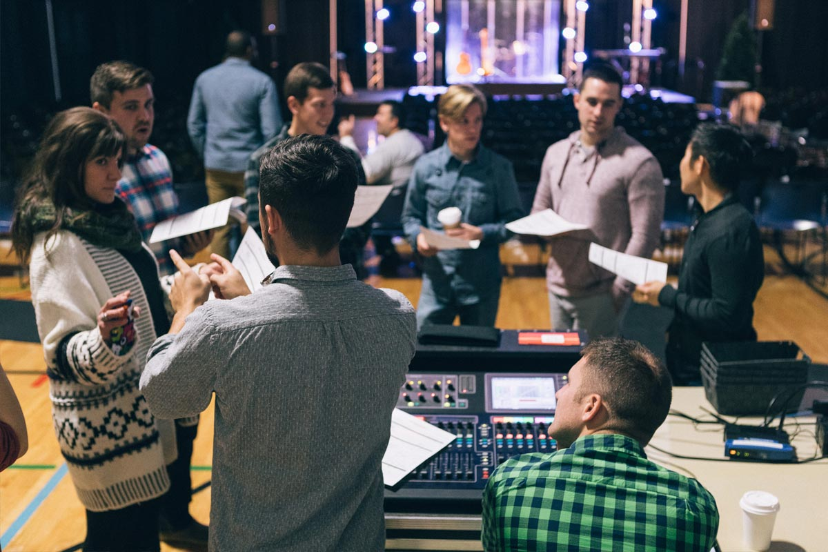 How To Best Utilize Your Church Volunteers | Media Images